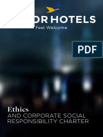 Ethics CSR Charter AccorHotels