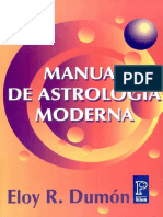 360192941 Eloy R Dumon Manual de Astrologia Moderna PDF