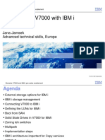 Storwize V7000 With IBM i - Implementation