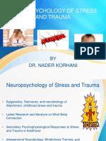 Neuropsychology of Stress
