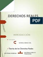 DerechoS Reales Perú