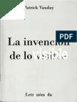 Vauday Patrick - La Invencion De Lo Visible.pdf
