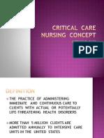 criticalcarenursingconcept-130806083726-phpapp01