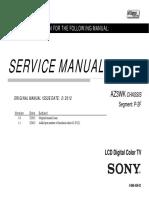 Sony+KDL-60W600B
