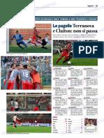 La Provincia Di Cremona 16-09-2018 - Le Pagelle
