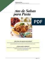 Recetas de Salsas para Pastas - Mucho Gusto.pdf