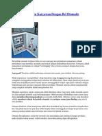 Disiplinkan Waktu Karyawan Dengan Bel Otomatis Berbasis ZELIO