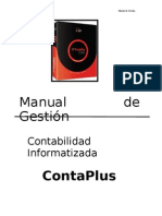 Contaplus Manual Avanzado