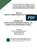 Manual Operasi dan Pemeliharaan Jalan Inspeksi