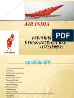 Air India PPT1
