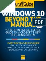 Windows 10 Beyond the Manual