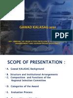 Gawad Kalasag 2016
