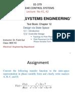 10-Lecture 41, 42 Pole Placement.pptx