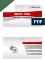 Bnbm House Ppt 2018-8.2