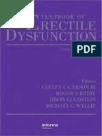 Textbook of Erectile Dysfunction