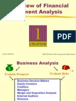 Analisis Laporan Keuangan Subramayam Chapter 01