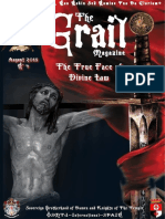 The Graal Magazine 07 August 2018.  The True Face of Divine Law