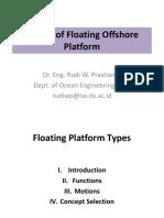 Floating Offshore Platform Design