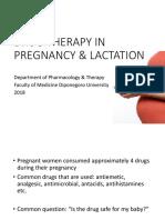 1. Farmakologi Obat Selama Kehamilan