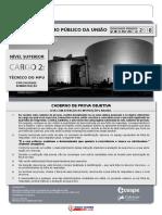 Simulado MPU Pós-edital - Técnico - SEM Gabarito