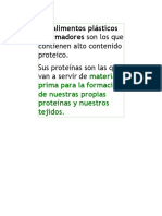 Los alimentos plásticos oformales.docx