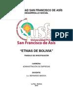 Etnias de Bolivia 18