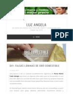 DIY  FALSAS LÁMINAS DE ORO COMESTIBLE - LUZ ANGELA.pdf