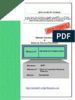 Module 01 Metier Et Formation Btp Tcctp