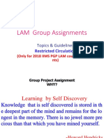 2018 -LAM Assignment & Guidelines -For VPS (2)