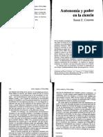 Ciencia Posacadémica y Ciencia Posnormal