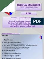 Reekhav Engineers - Company Profile 2018 New