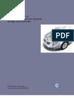 892303 the Phaeton W12 Engine Management System