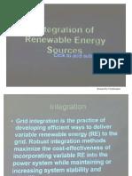 Integration of Renewable (1)