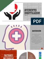 ACCIDENTES hospitalarios (1)