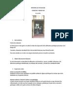 Informe de Patologias 1