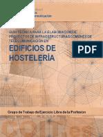 Guia Tecnica Elaboracion Proyectos de Ict en Edificios de Hosteleria