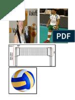Pemain Bola Volley