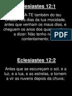 eclesisstes