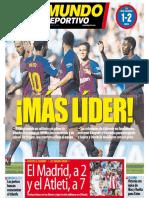 16-09 Mundo Deportivo True