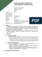 Quimica Analitica 2018 II