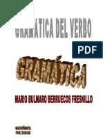 Berruecos Fresnillo Mario Bulmaro - Gramatica Del Verbo
