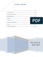 Presentation Tpe 2014-15