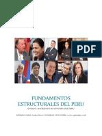 Fundamentos Estructurales Del Peru-estrada Varas
