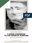 zaffaroni. el derecho latinoamericano en la fase superior del colonialismo.pdf