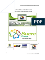 1172 Plan Prospectivo Estrategico 2027 Sucre Florece Con Liderazgo Caribe