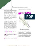 (16) Optimal Hydrocarbon Indicators