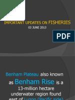 Benham Rise Final Powerpoint Presentation