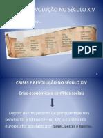 CRISE E REVOLUÇÃO NO SÉCULO XIV.pptx