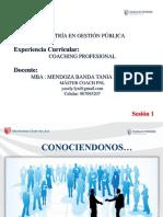 Silabo de Coaching Empresarial