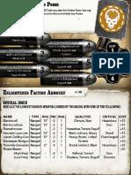Faction Posse Armoury Enlightened v1.08
